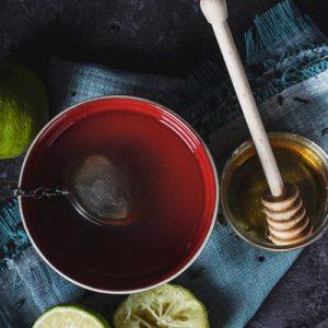 thé haut de gamme